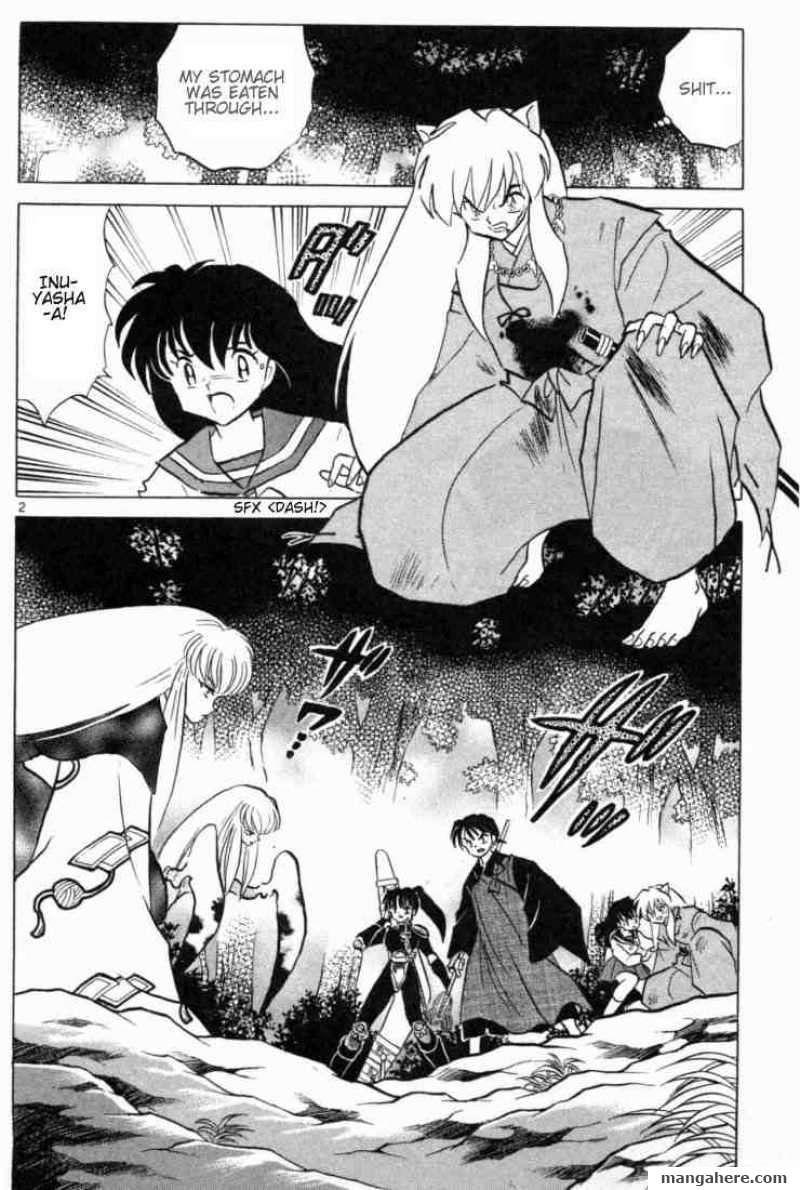InuYasha 167 Page 2