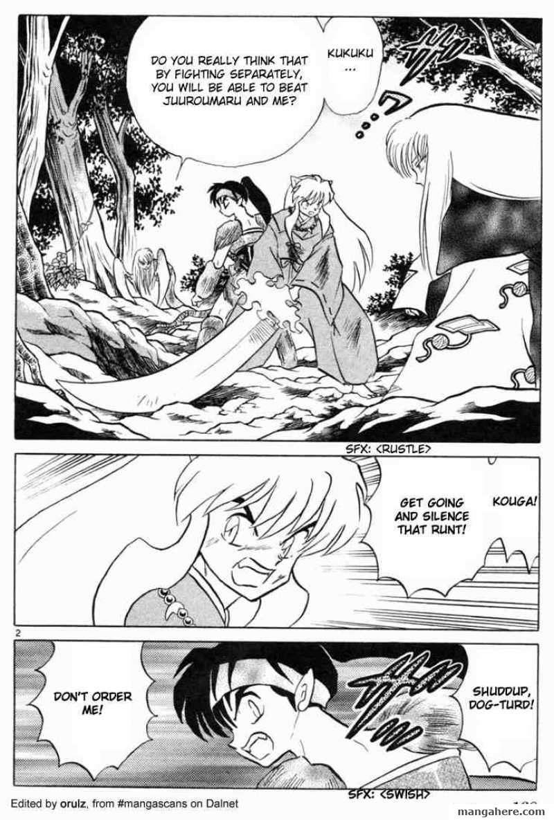 InuYasha 168 Page 2