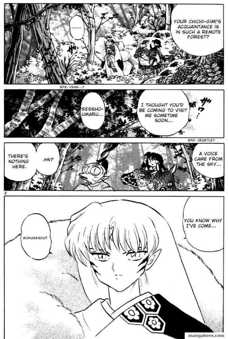 InuYasha 183 Page 2
