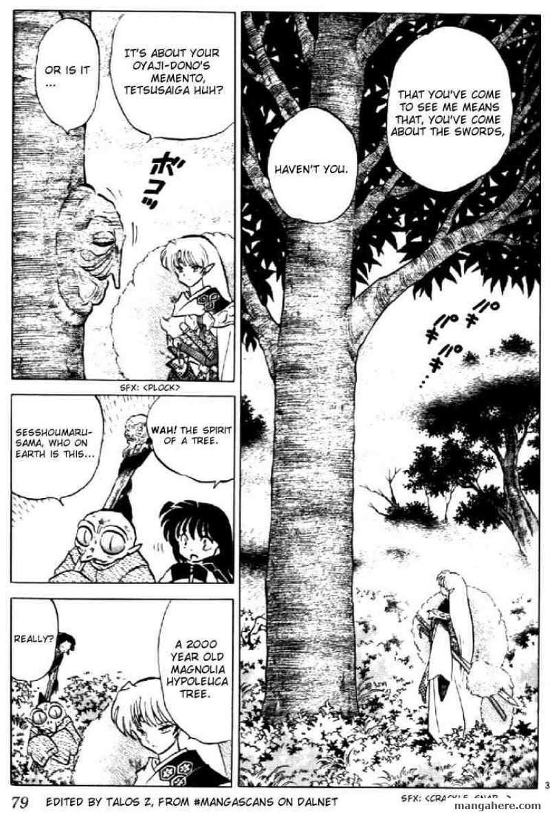 InuYasha 183 Page 3