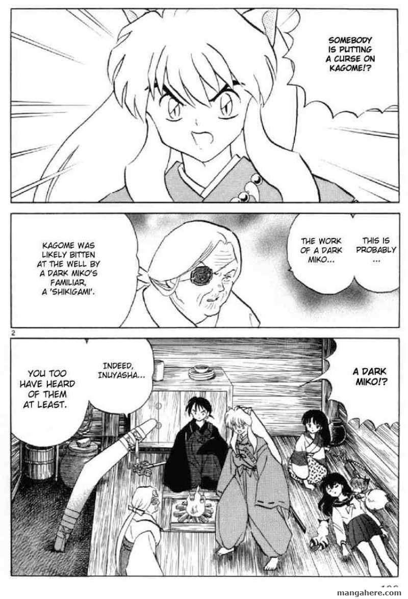 InuYasha 194 Page 2
