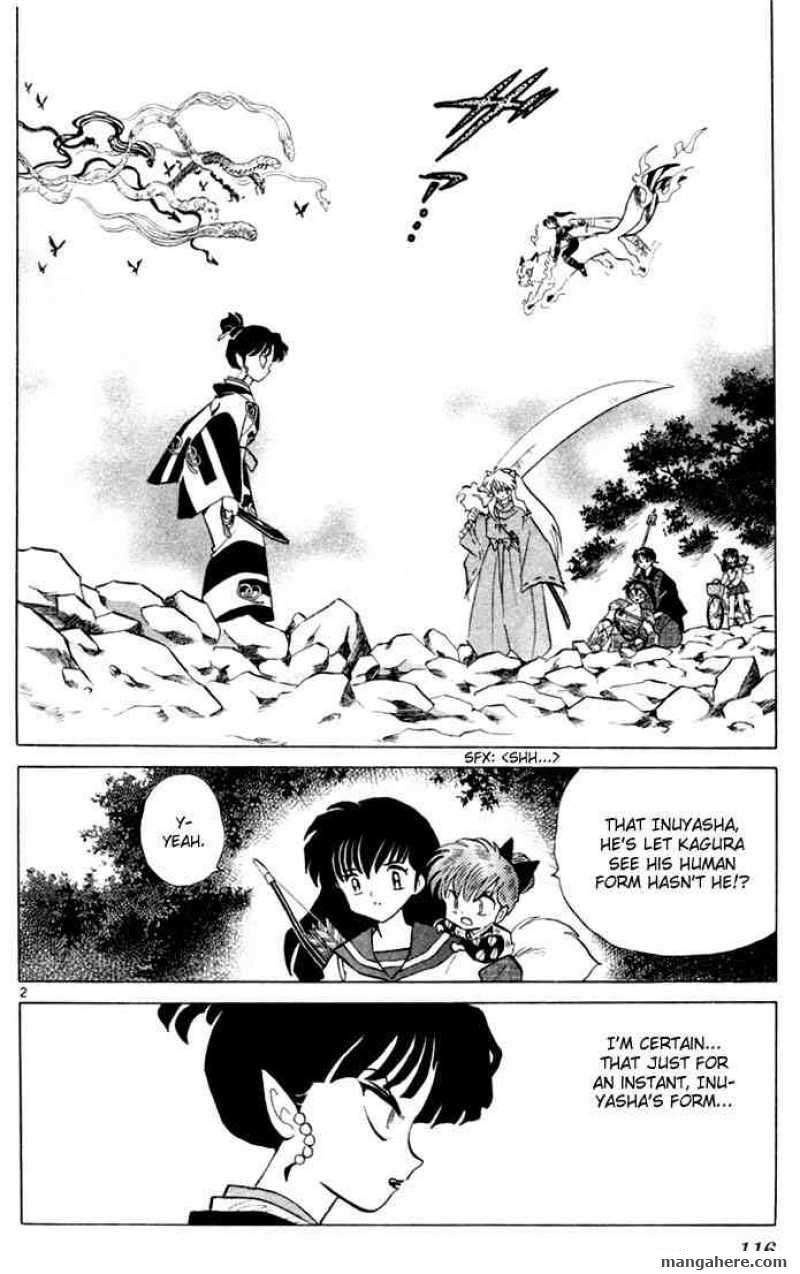 InuYasha 205 Page 2