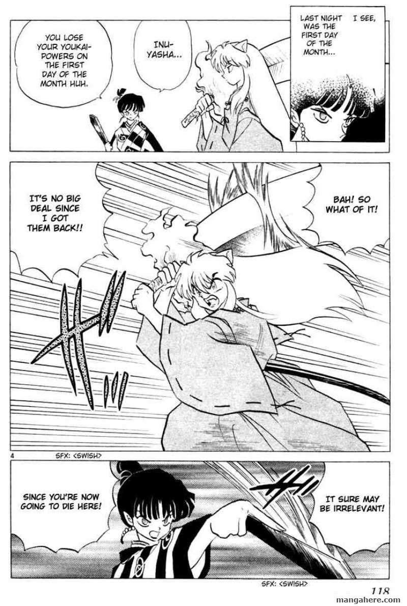 InuYasha 205 Page 4