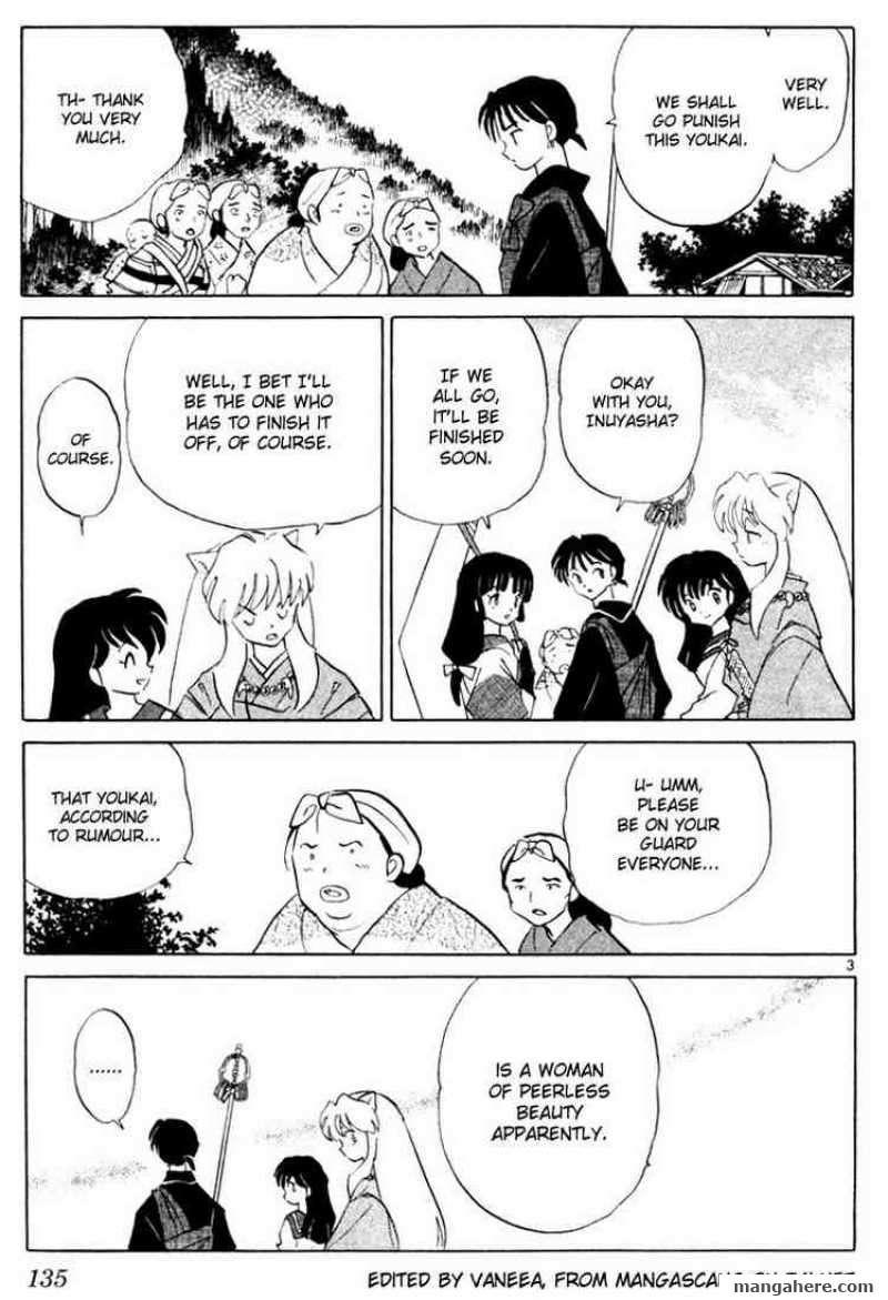 InuYasha 206 Page 3