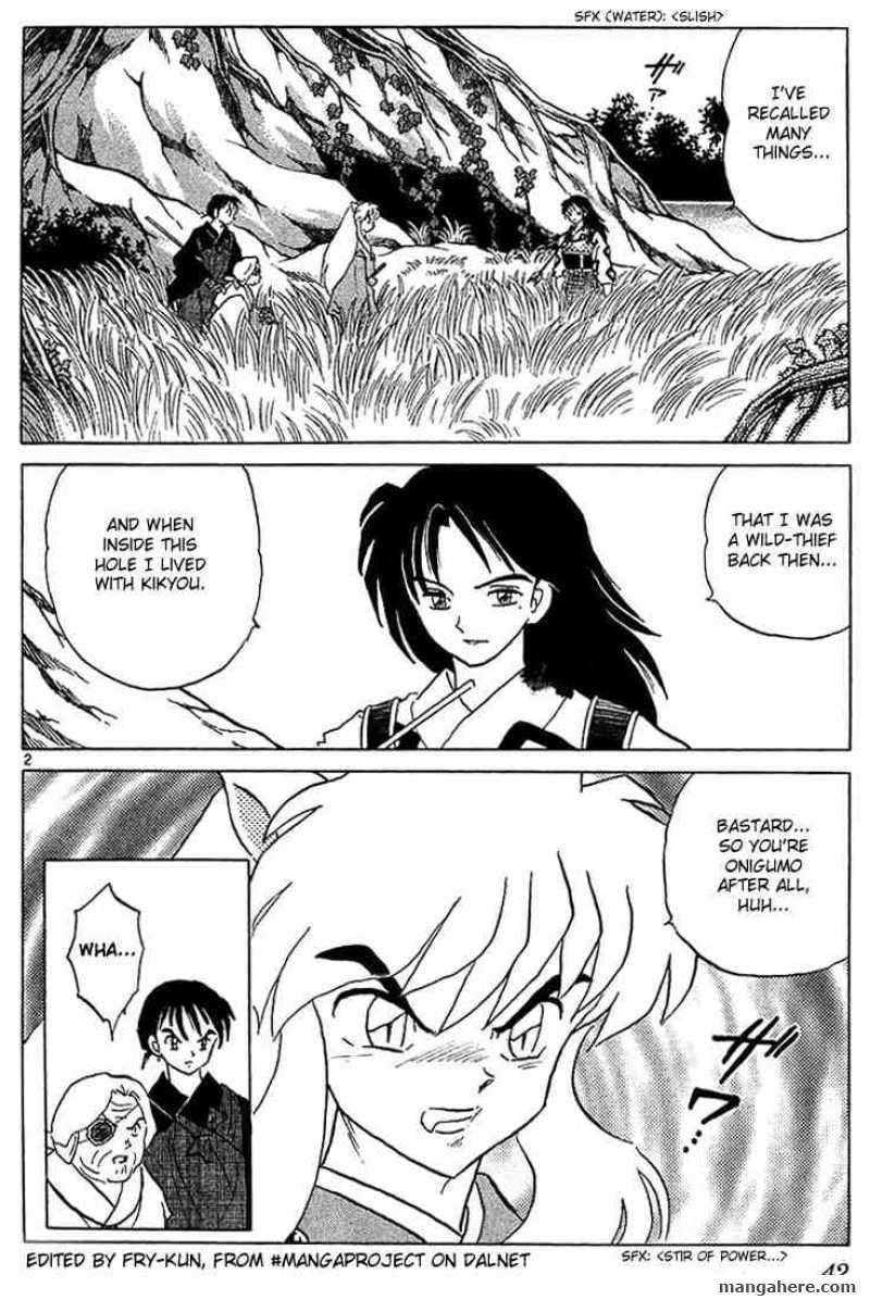 InuYasha 211 Page 2