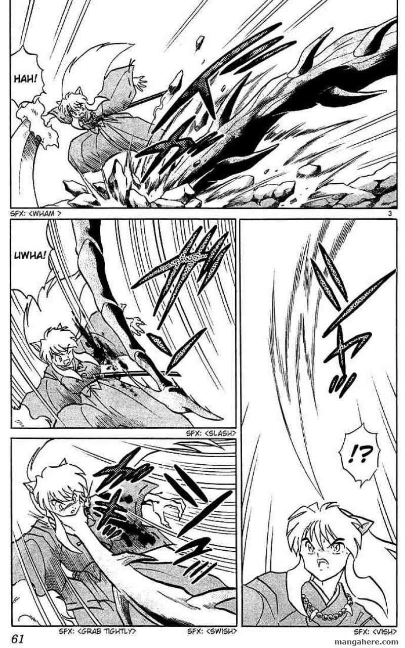 InuYasha 212 Page 3