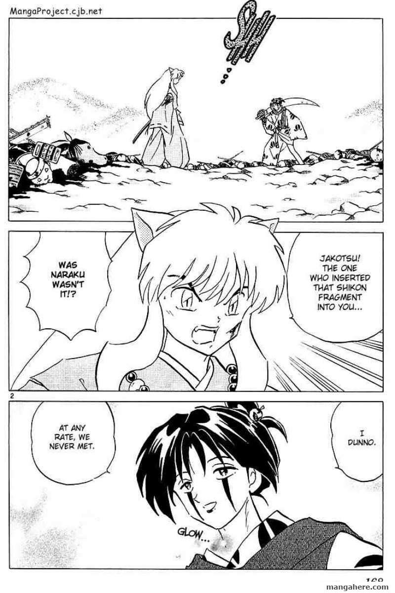 InuYasha 238 Page 2