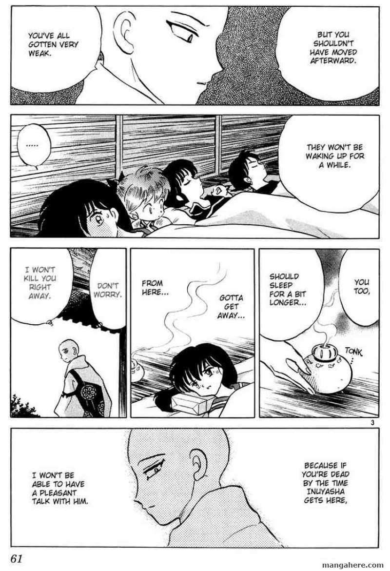 InuYasha 242 Page 3