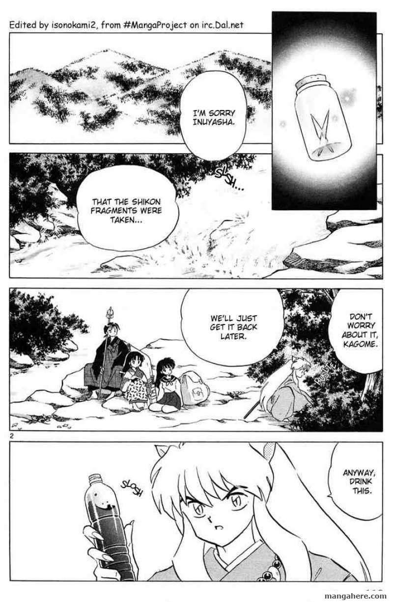 InuYasha 245 Page 2