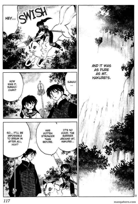InuYasha 255 Page 3
