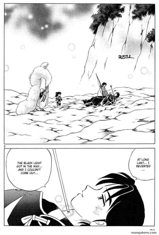 InuYasha 263 Page 2