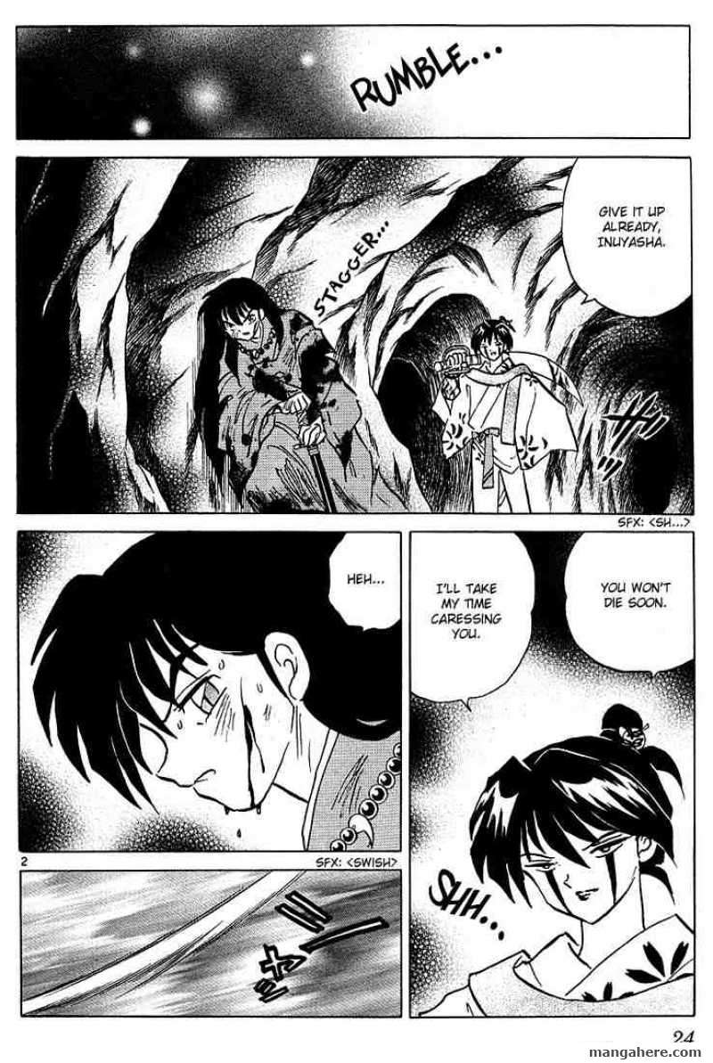 InuYasha 270 Page 2