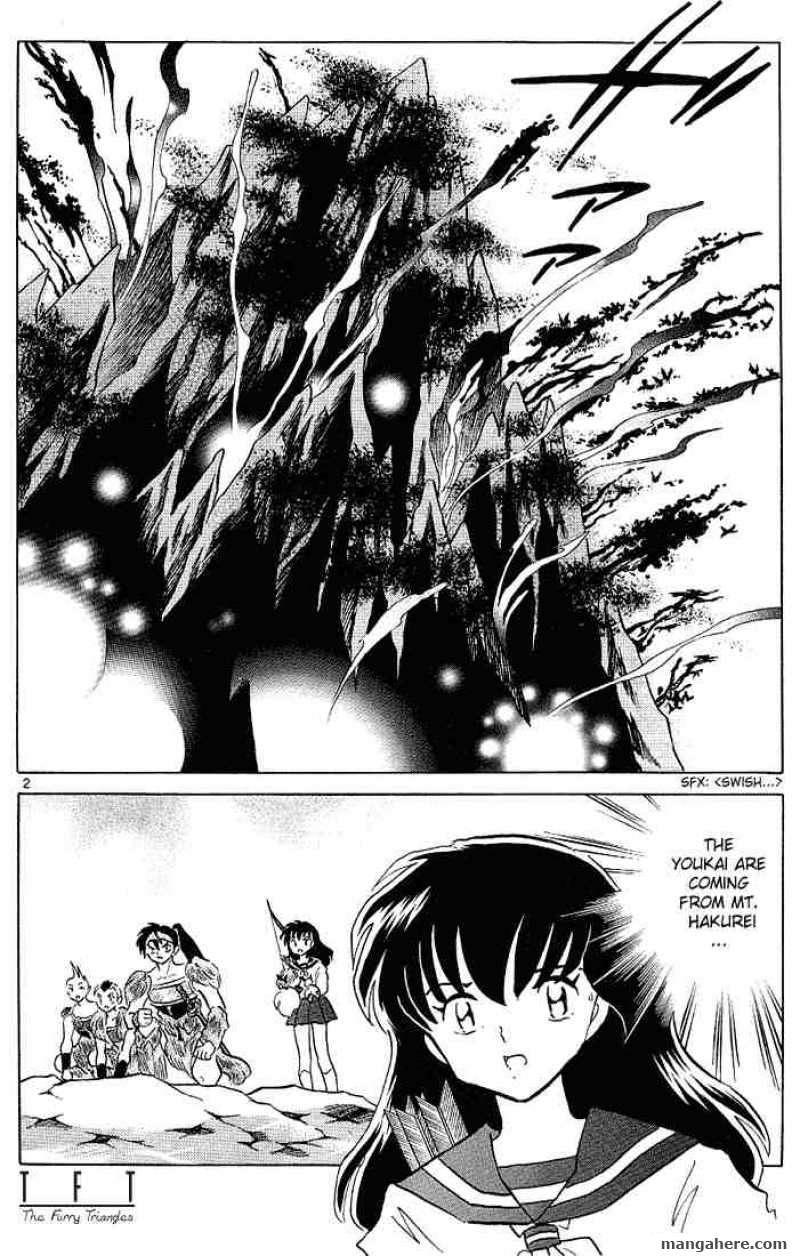 InuYasha 273 Page 2