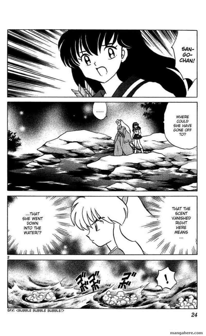InuYasha 290 Page 2