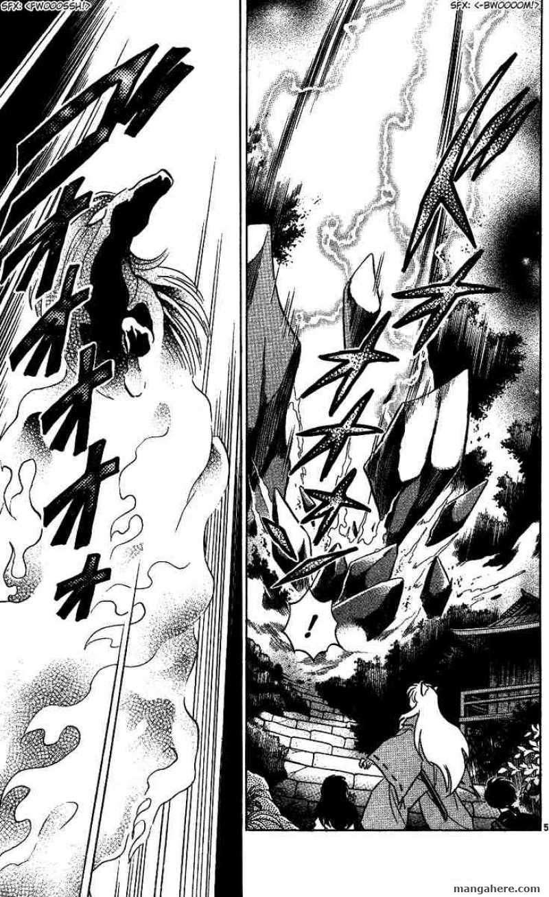 InuYasha 294 Page 5