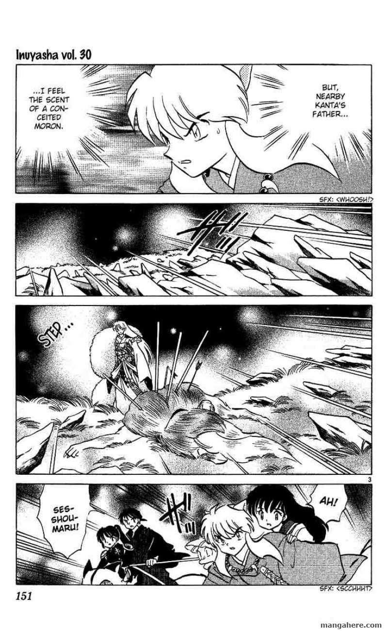 InuYasha 297 Page 3