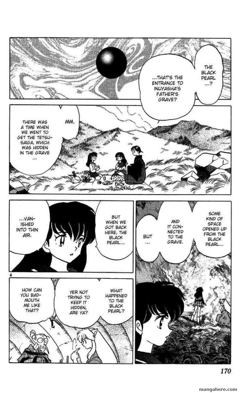 InuYasha 298 Page 4