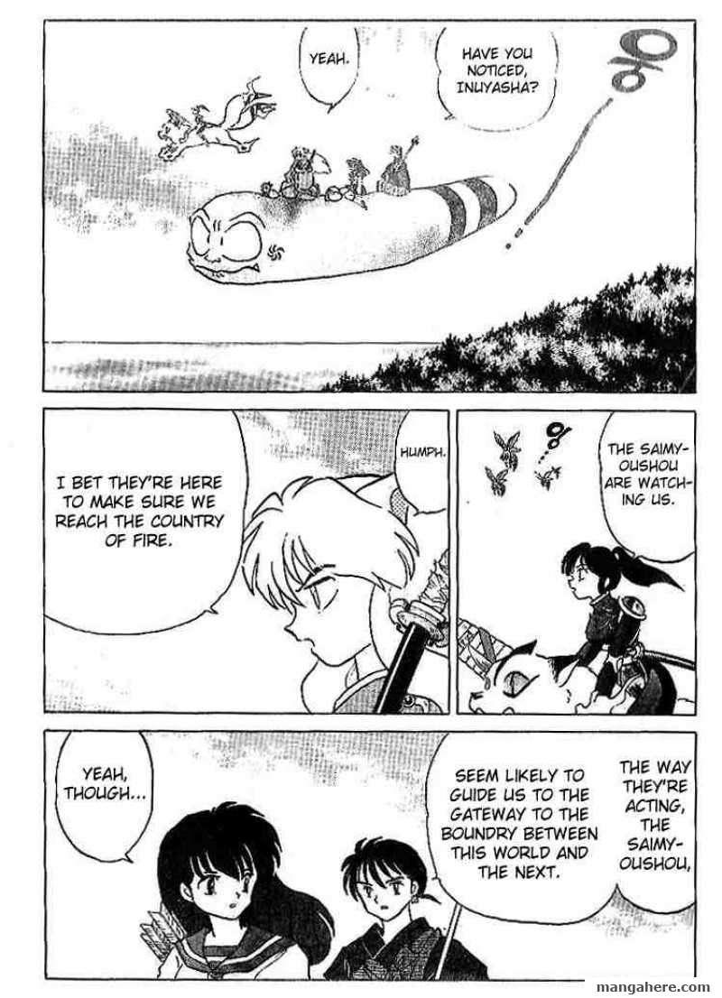 InuYasha 299 Page 2