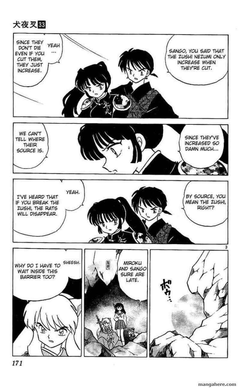 InuYasha 328 Page 3