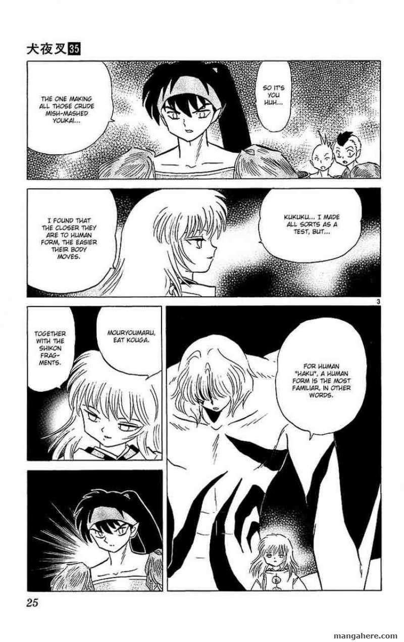 InuYasha 340 Page 3