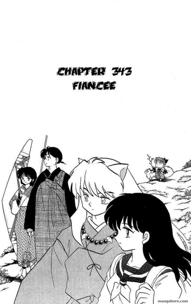 InuYasha 343 Page 1