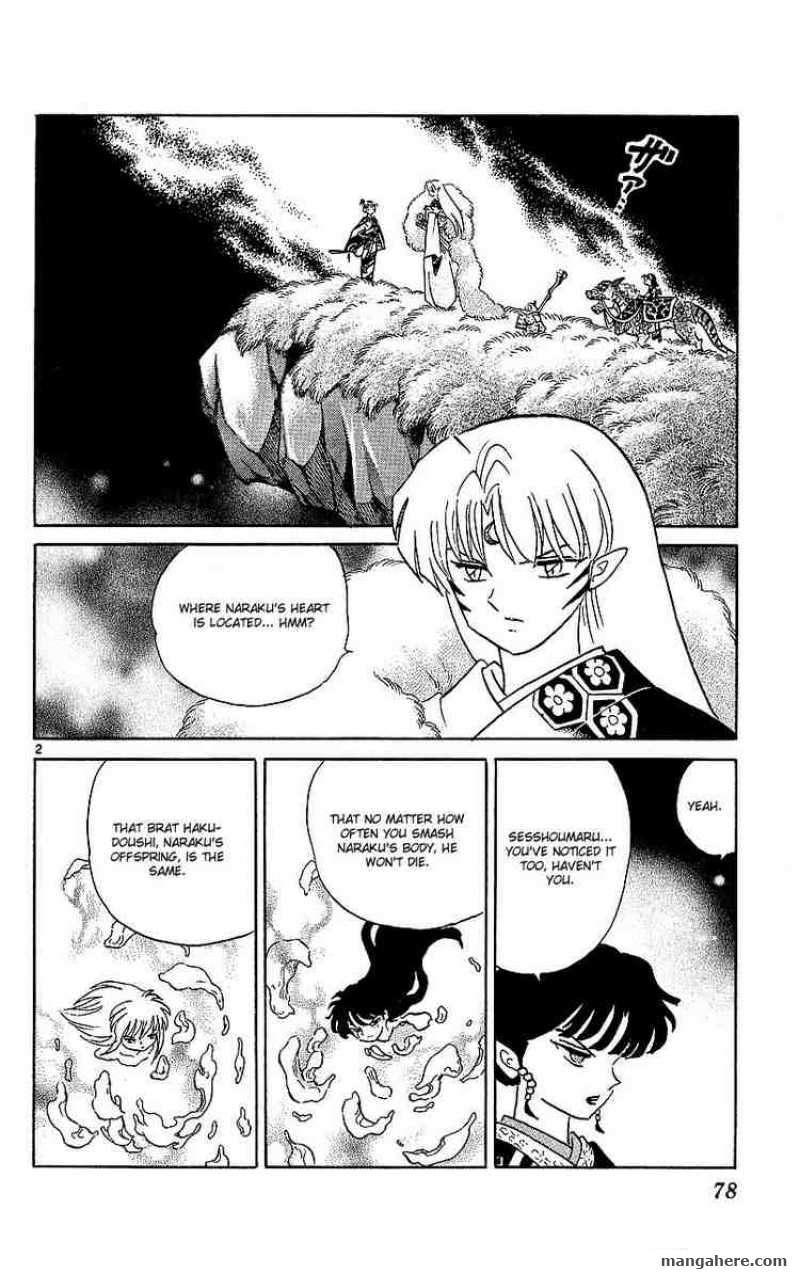 InuYasha 343 Page 2