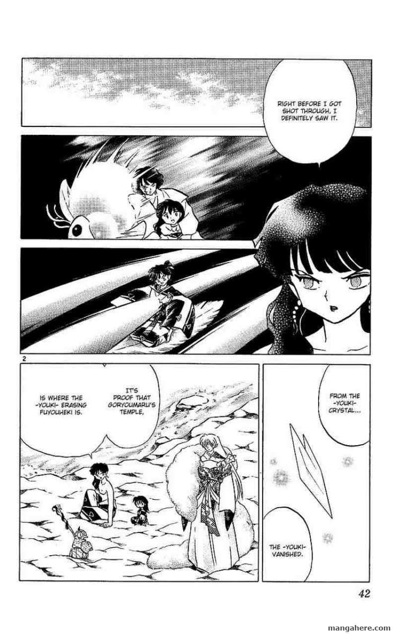 InuYasha 351 Page 2