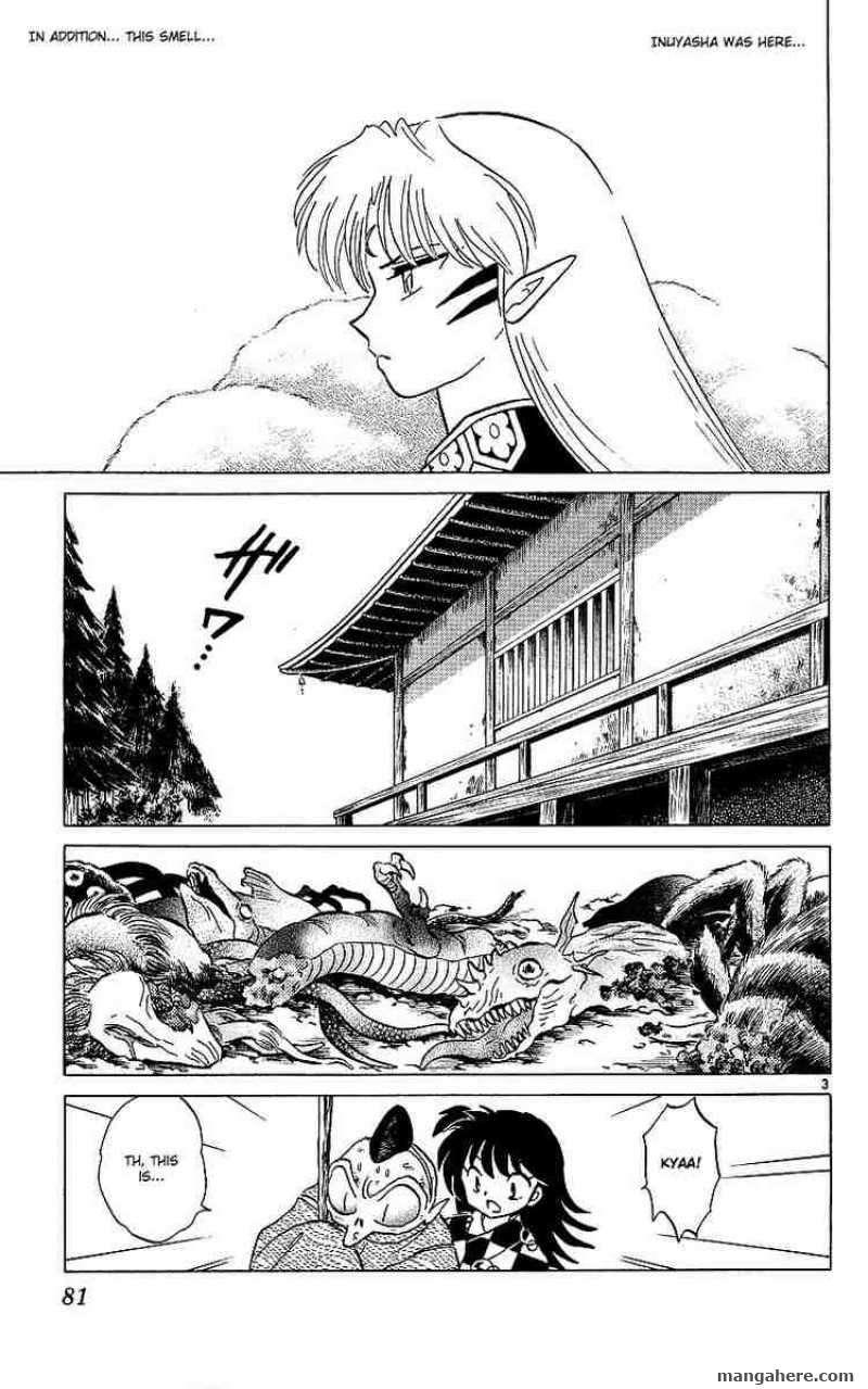 InuYasha 353 Page 3