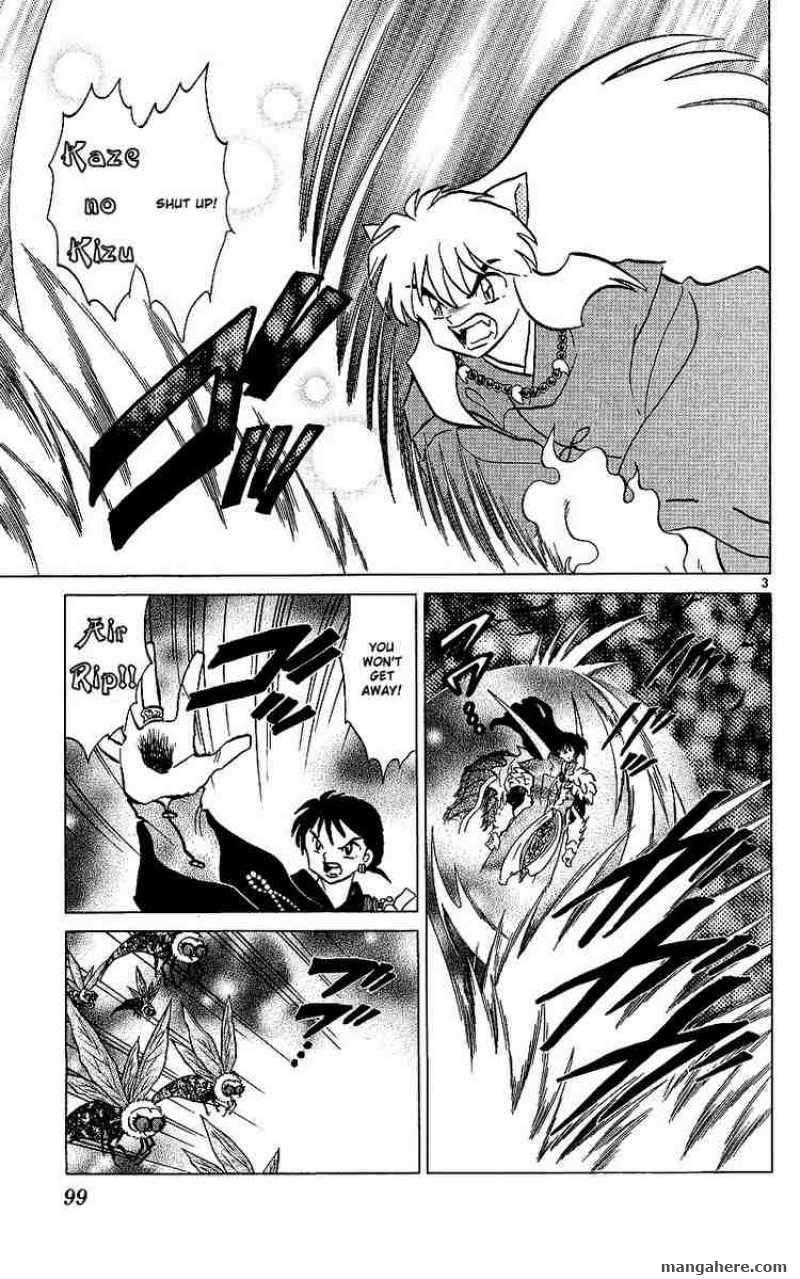 InuYasha 354 Page 3