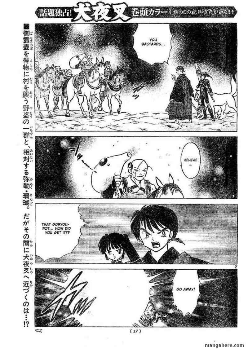InuYasha 363 Page 2