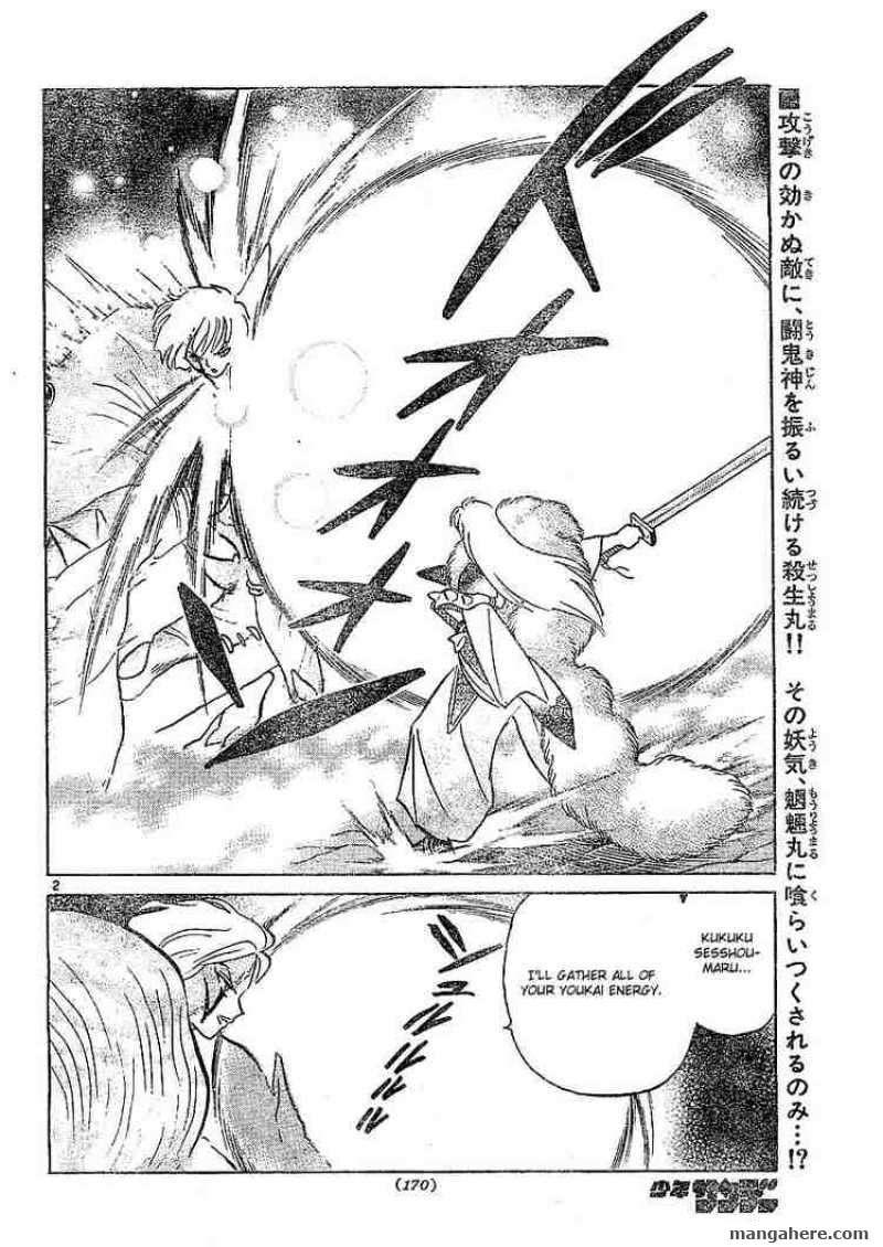 InuYasha 366 Page 2