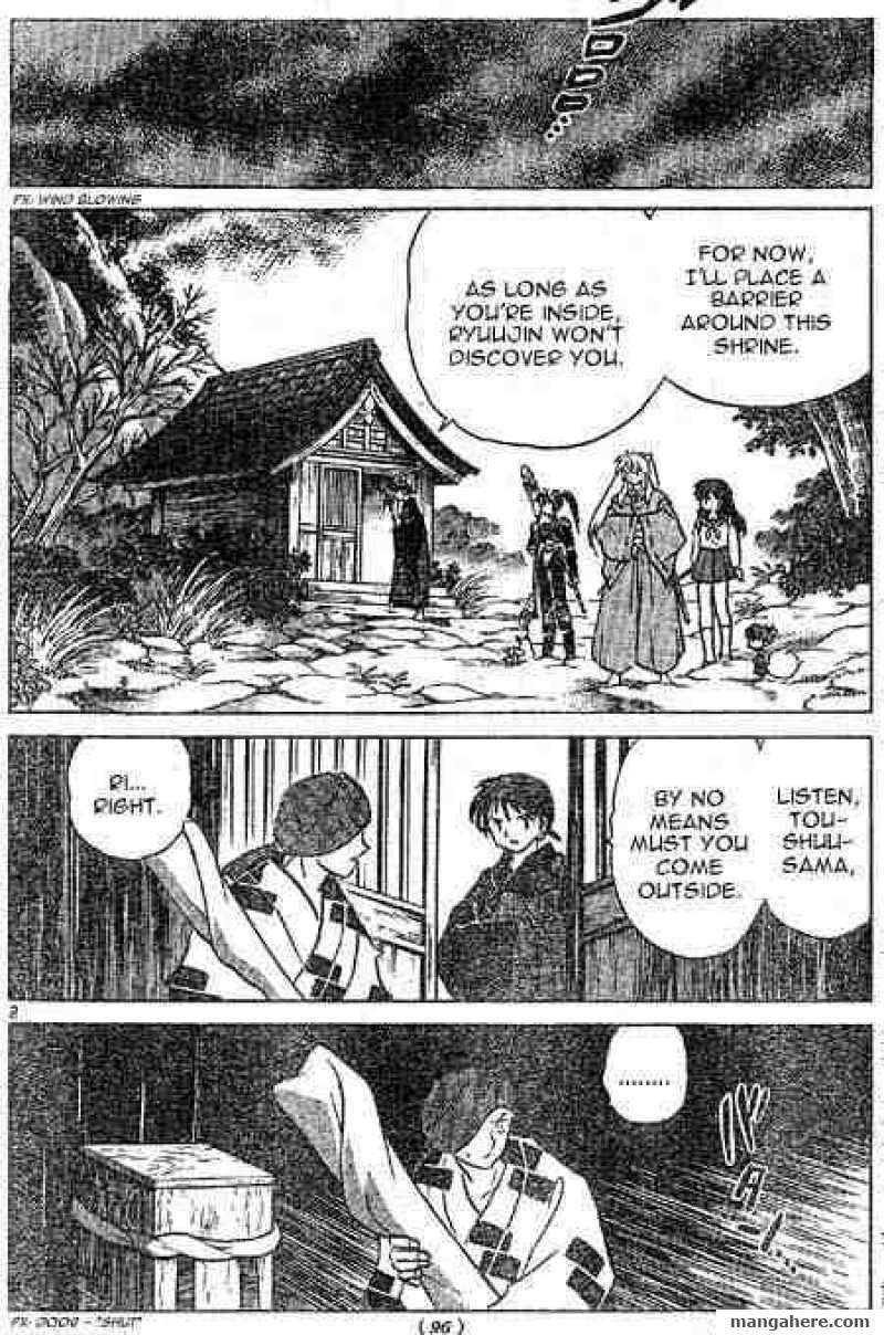 InuYasha 387 Page 2