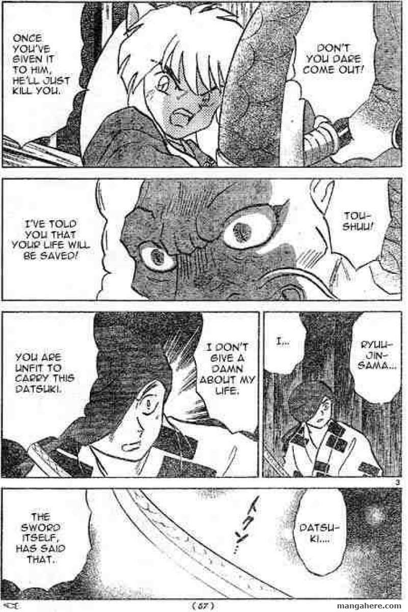 InuYasha 388 Page 3