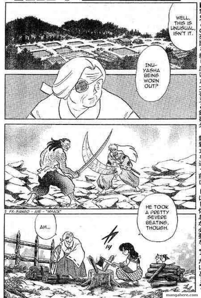 InuYasha 392 Page 2