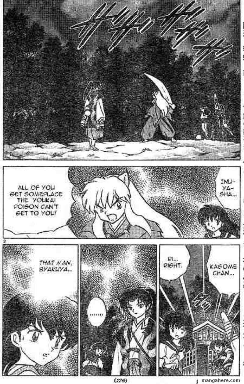 InuYasha 398 Page 2