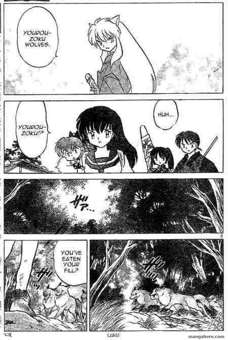 InuYasha 432 Page 3