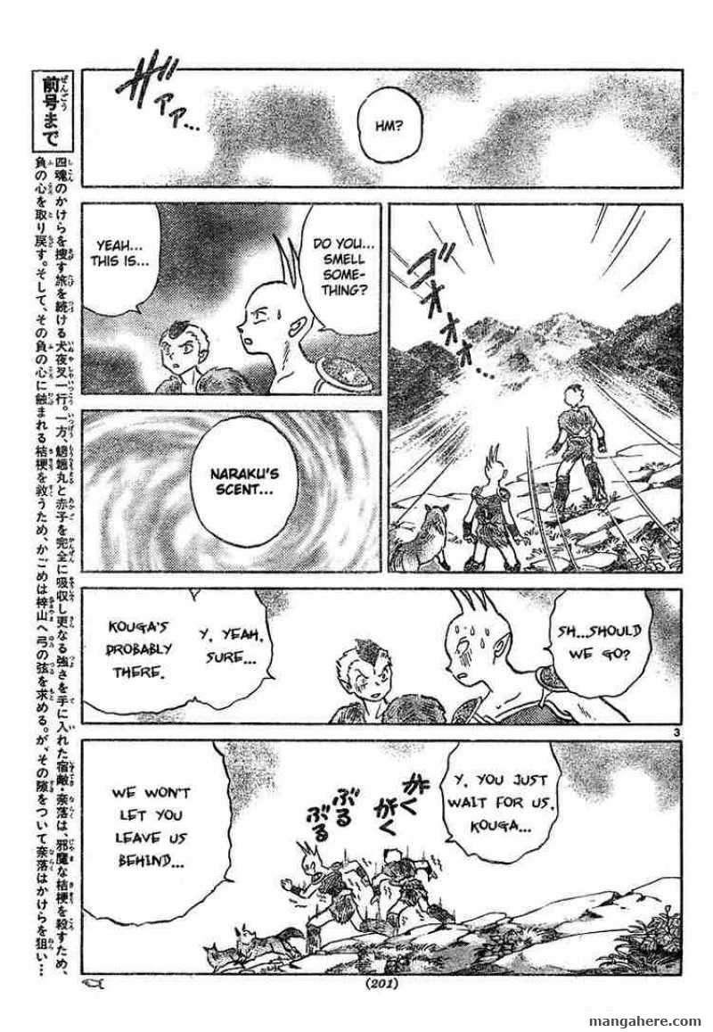 InuYasha 462 Page 3