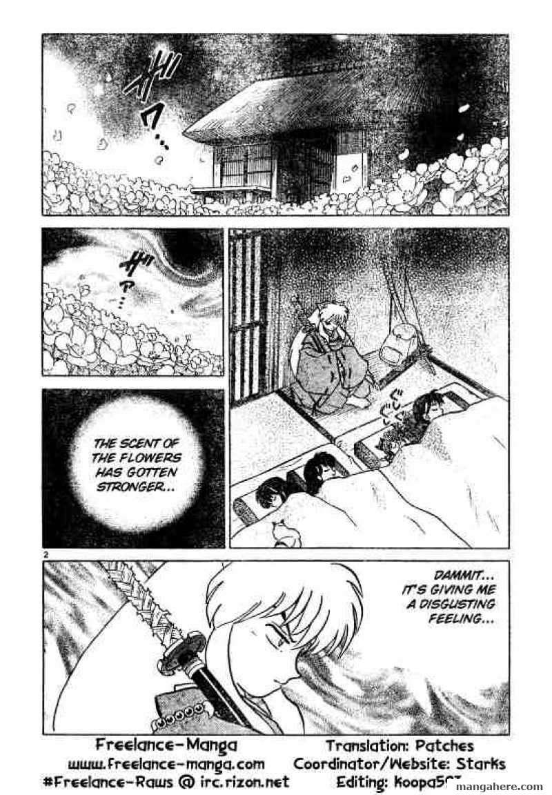 InuYasha 472 Page 2