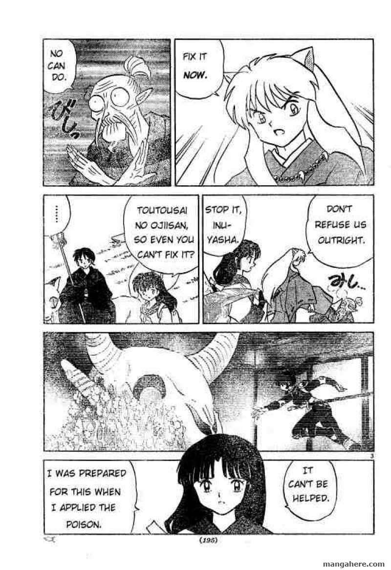 InuYasha 485 Page 3