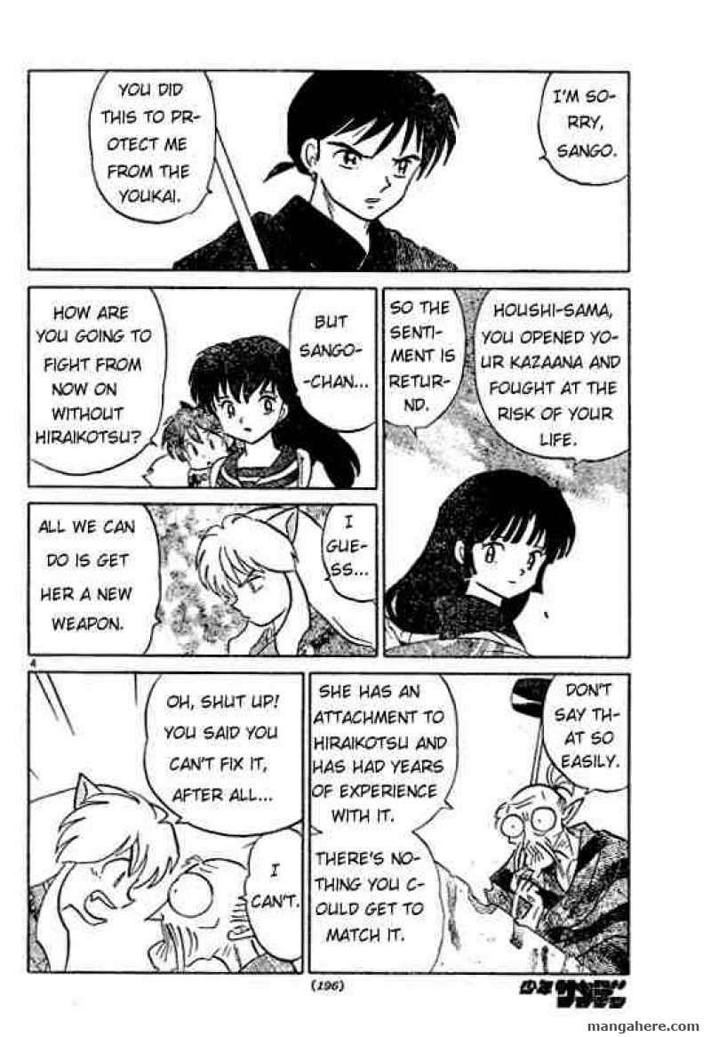 InuYasha 485 Page 4
