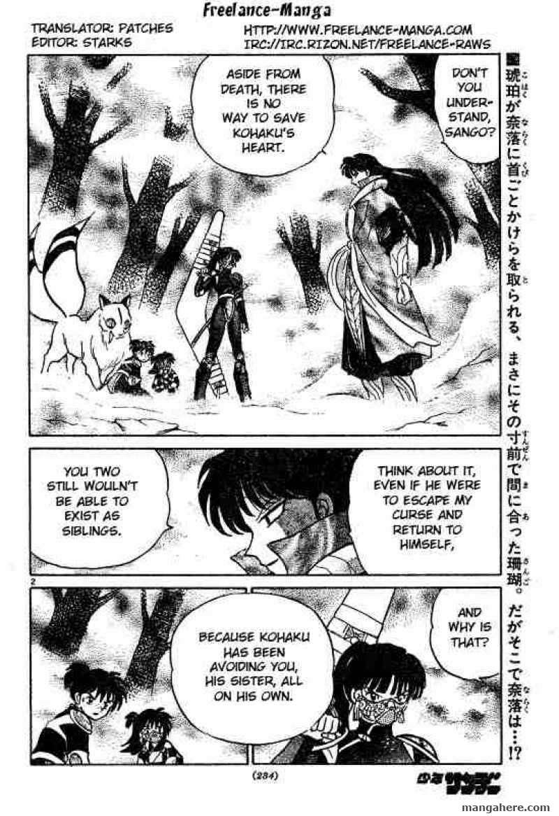 InuYasha 498 Page 2