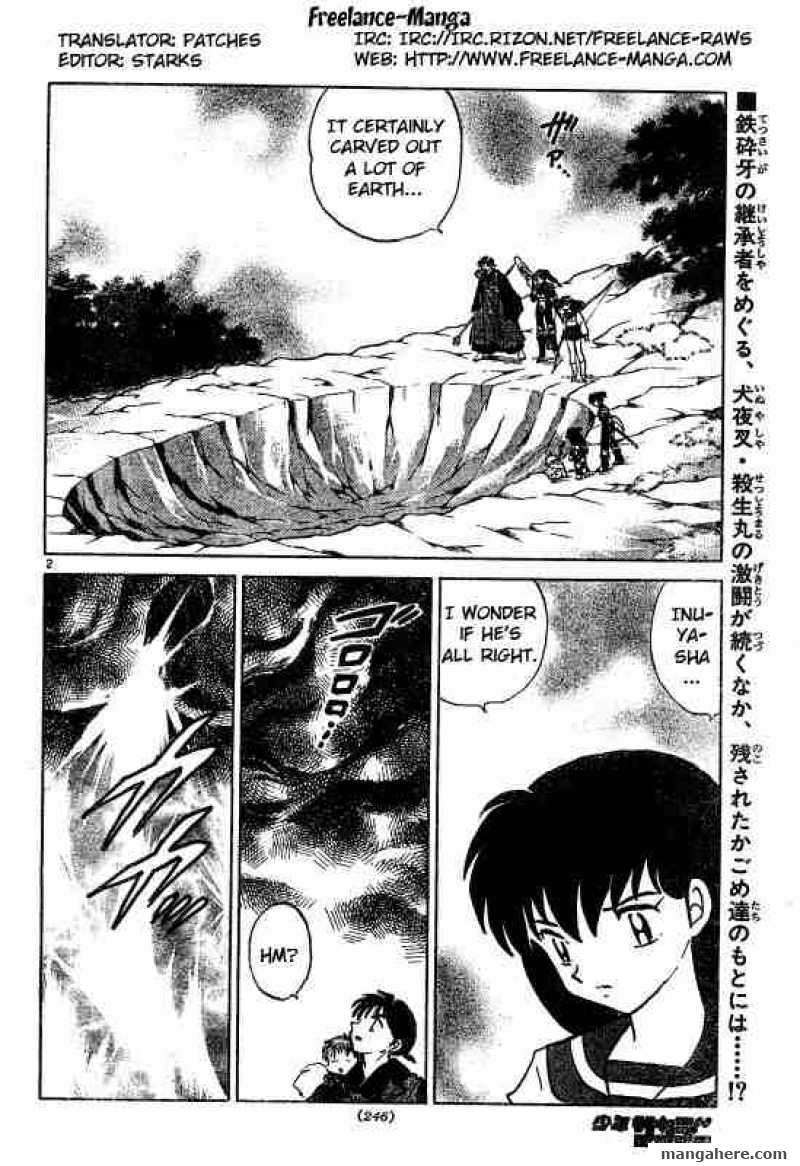 InuYasha 503 Page 2