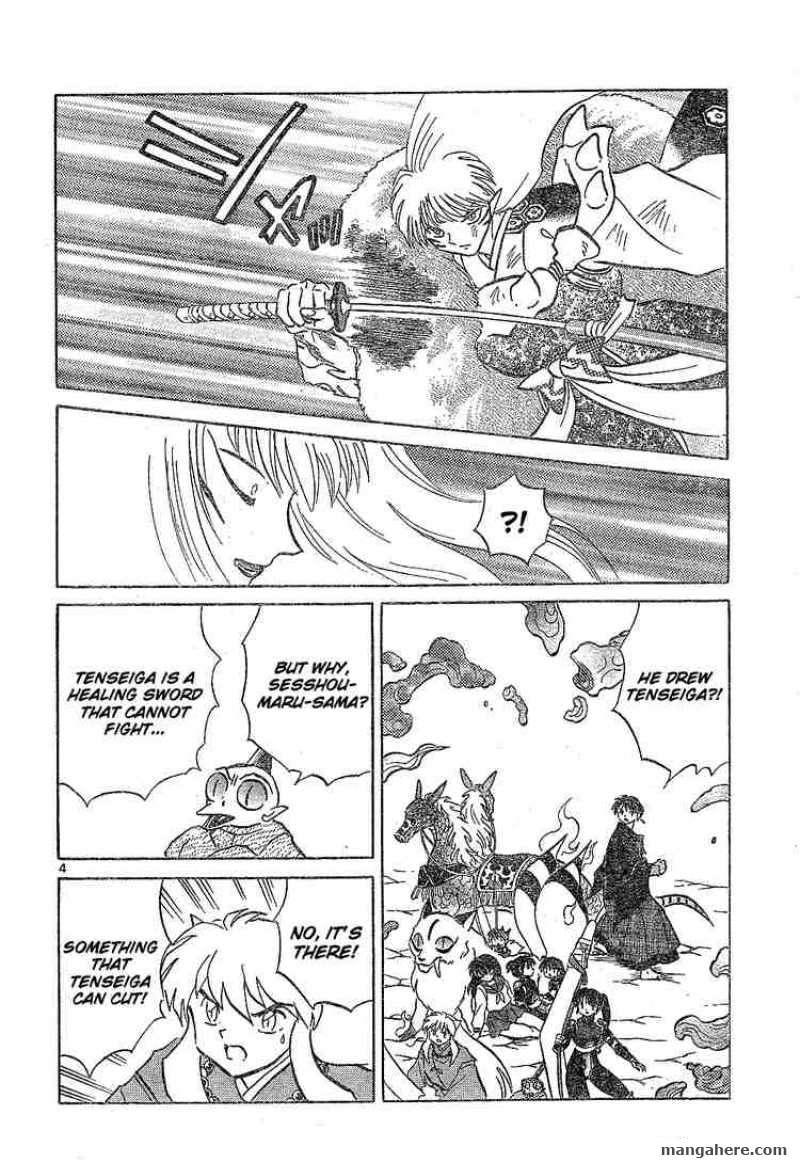 InuYasha 517 Page 4
