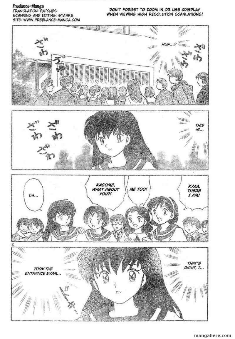 InuYasha 519 Page 2