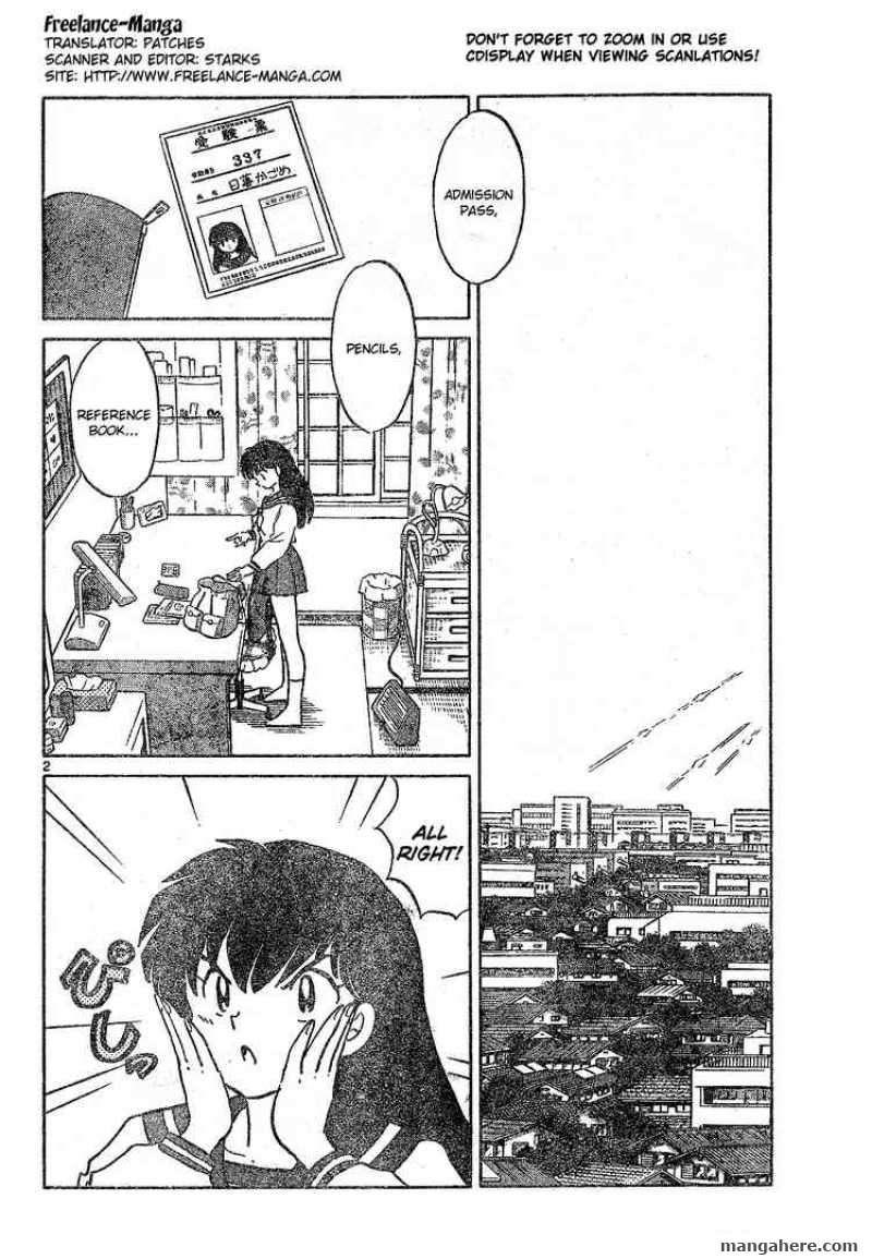 InuYasha 520 Page 2