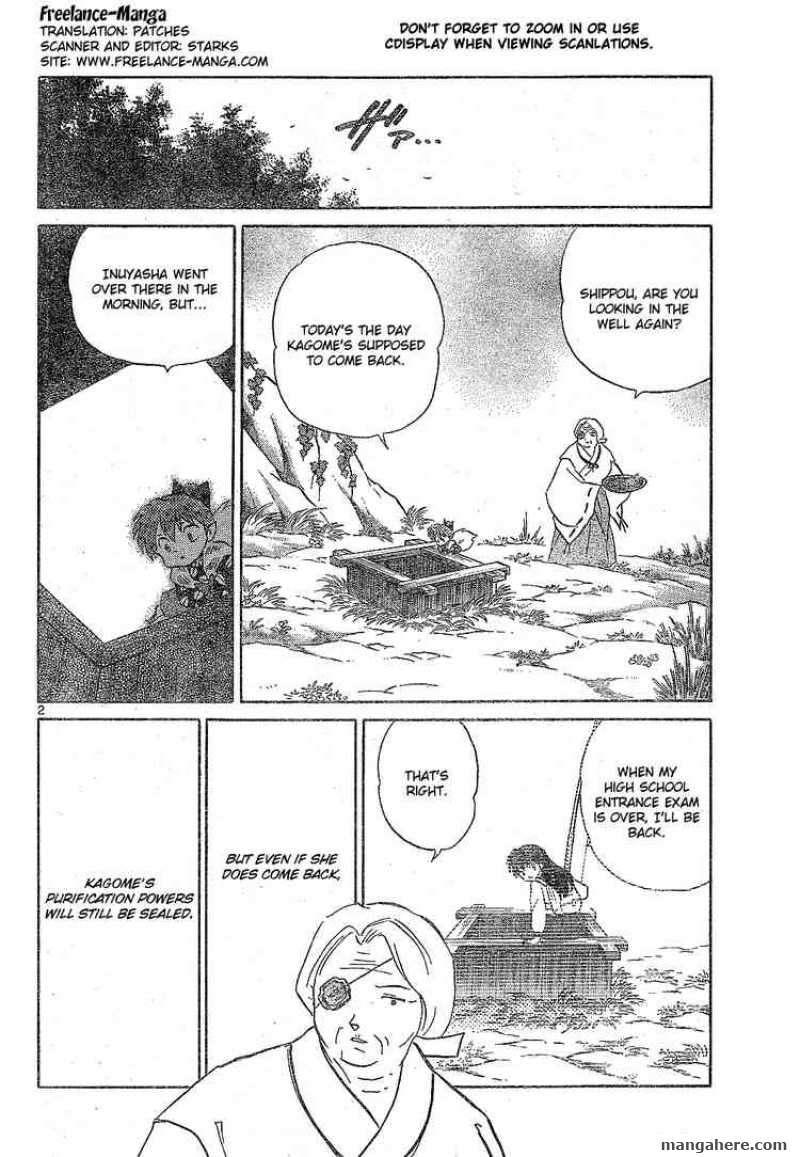 InuYasha 521 Page 2