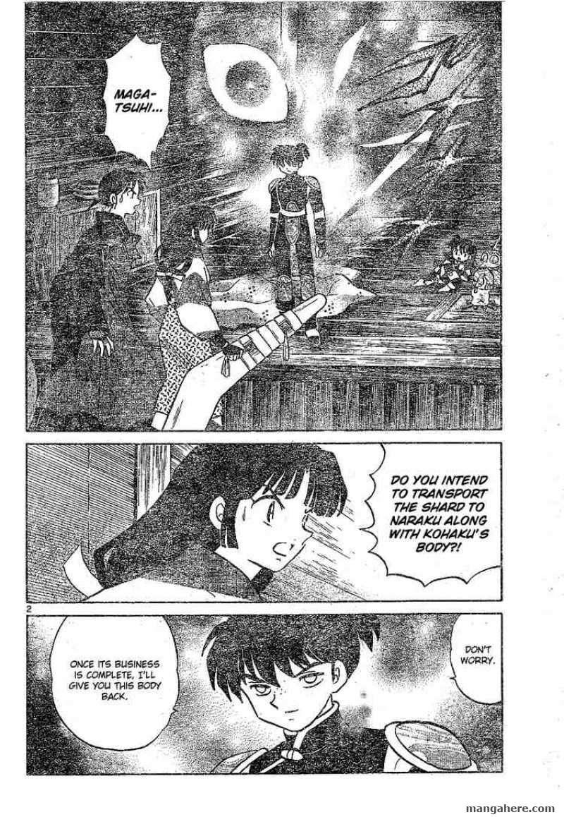 InuYasha 522 Page 2