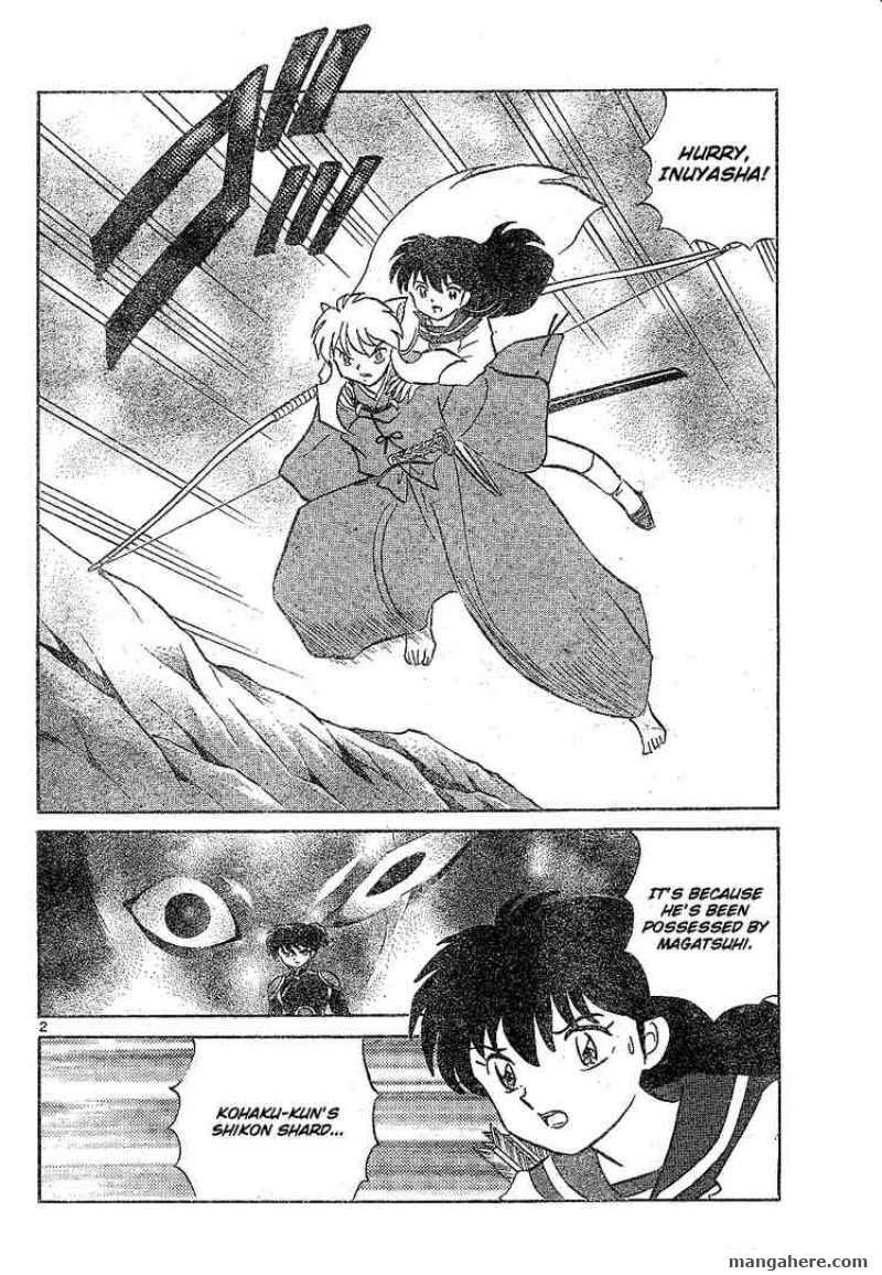 InuYasha 523 Page 2
