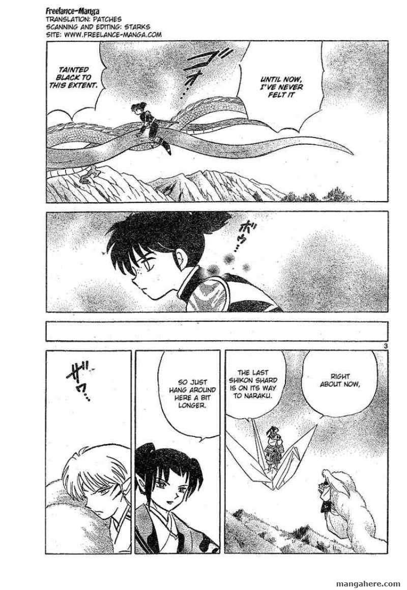 InuYasha 523 Page 3