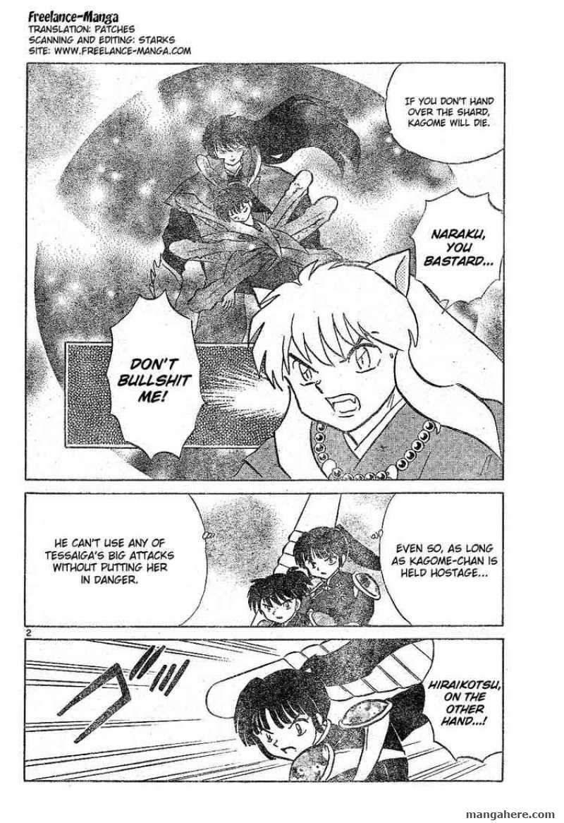 InuYasha 527 Page 2